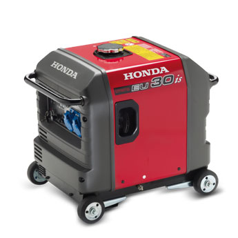 Honda EU30is portable power