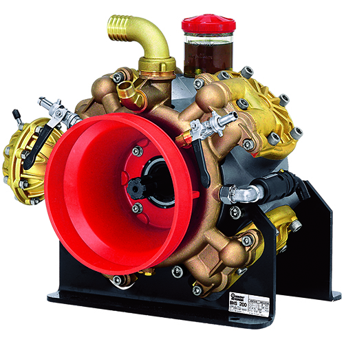 PTO Diaphragm Pumps