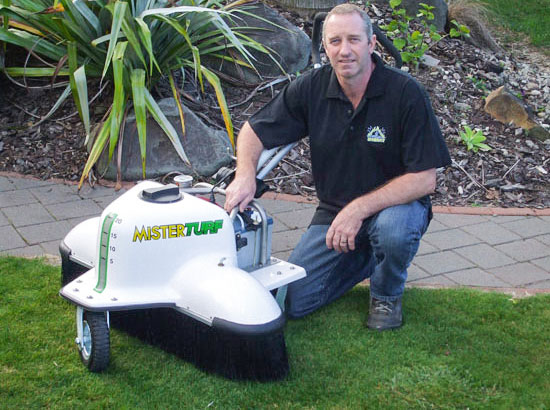 lawn sprayer mr turf